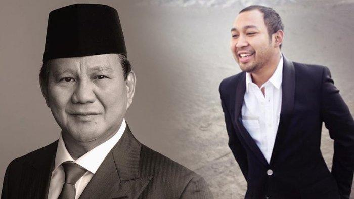 OGAH Terjun ke Politik Seperti Prabowo, Didit Hediprasetyo Pilih Jadi Desainer, Namanya pun Mendunia