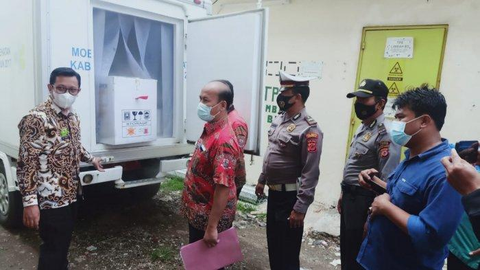 Vaksin Covid-19 Mulai Didistribusikan, 25 Fasyankes se-Kabupaten Cirebon Didatangi Polisi dan Kodim