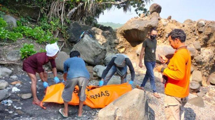 Nelayan Temukan Tulang Kerangka Manusia Bercelana, Polisi: Itu Wisatawan Terseret di Pantai Cidaun