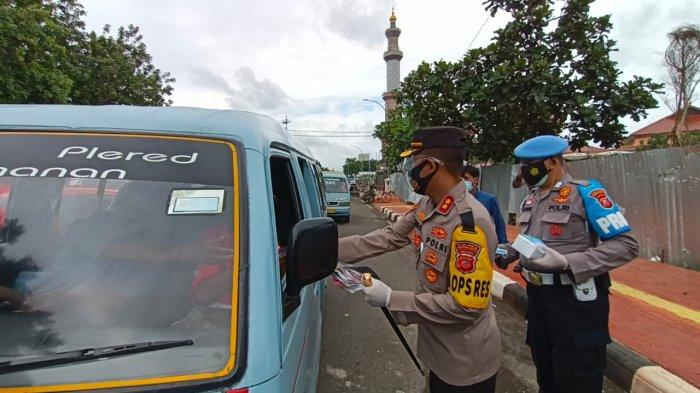 Divaksin Covid-19 Akhir Pekan Lalu, Kapolres Cirebon Kota Pastikan Kondisinya Baik-baik Saja