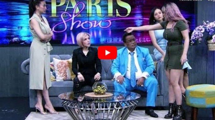Dj Dinar Candy Ngamuk Dituduh Tonjok Barbie Kumalasari, Acara Hotman Paris Show Sempat Tak Kondusif
