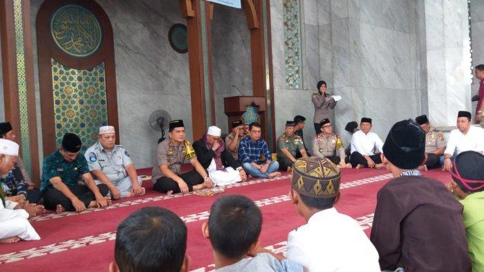Sering Terjadi Kecelakaan, Doa Bersama Digelar di Area Kilometer 97 Tol Cipularang