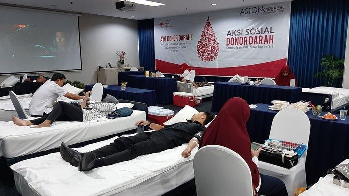 Cegah Penyebaran Virus Corona Melalui Transfusi Darah, Ini Upaya yang Dilakukan PMI pada Pendonor