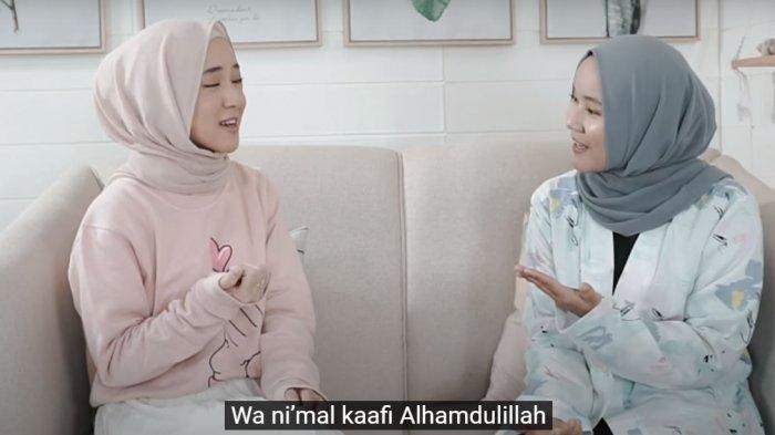 CARA Download MP3 Lagu Sholawat Allahul Kafi Versi Nissa Sabyan ft Fitriana, Lirik Chord Lagunya