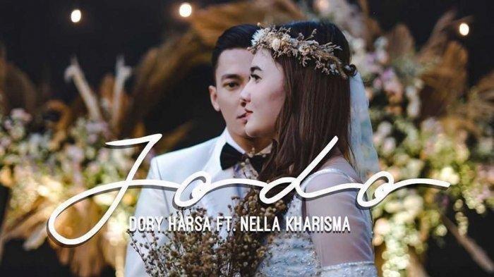 Download Lagu MP3 Jodo - Nella Kharisma ft Dory Harsa, Lengkap Dengan Lirik dan Video Klipnya