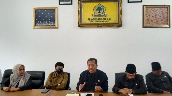 Panitia Musda X Golkar Indramayu Dapat Sanksi Pemecatan, Siap Adukan Ke Mahkamah Partai