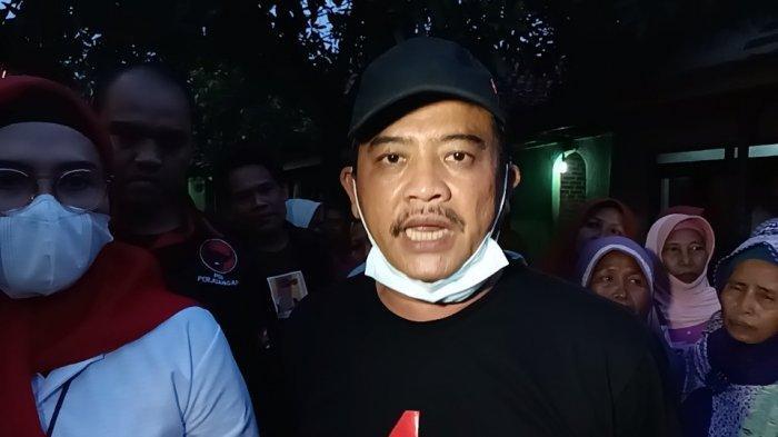 Wakil Ketua DPRD Kabupaten Indramayu, Sirojudin, Sabtu (28/11/2020).