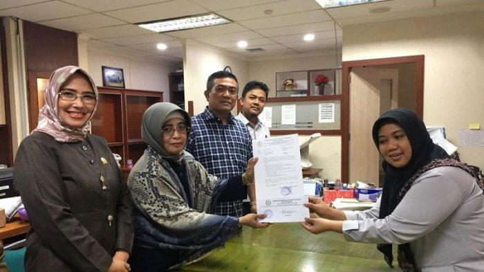 Dinyatakan Positif Covid-19 Wakil Ketua DPRD Kota Cirebon Jalani Isolasi Mandiri