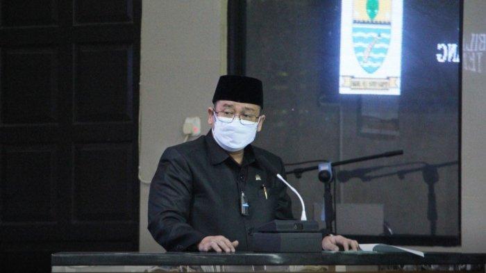 DPRD Kota Cirebon Setujui Raperda Pertanggungjawaban Pelaksanaan APBD 2020