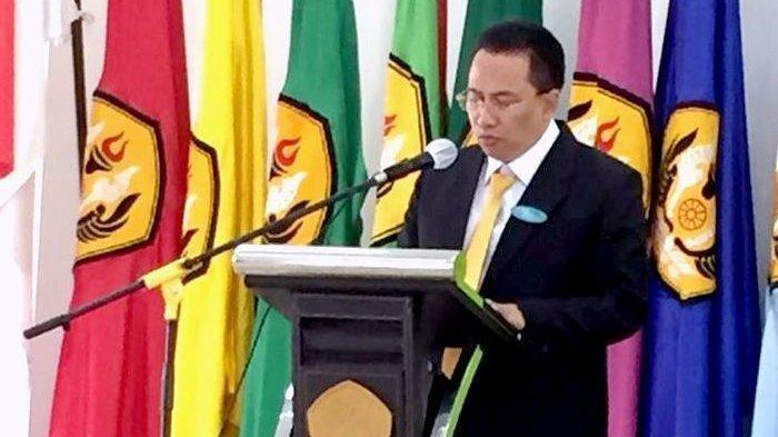 Dr Pitoyo dari Tribun Network Dilantik Jadi Ketua Umum Ikatan Doktor Ilmu Komunikasi Unpad