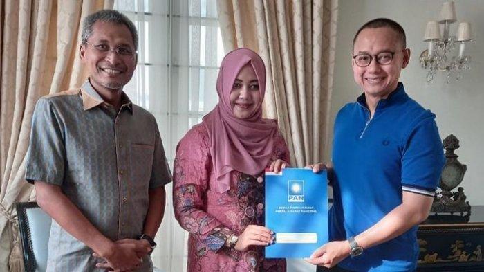 Pasangan dr. Yesi Karya Lianti dan Adly Fairuz Diusung PPP untuk Pilkada Karawang 2020