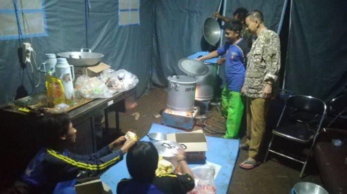 DSPPPA Siapkan Dapur Umum untuk Bantu Warga Terdampak Banjir Kota Cirebon