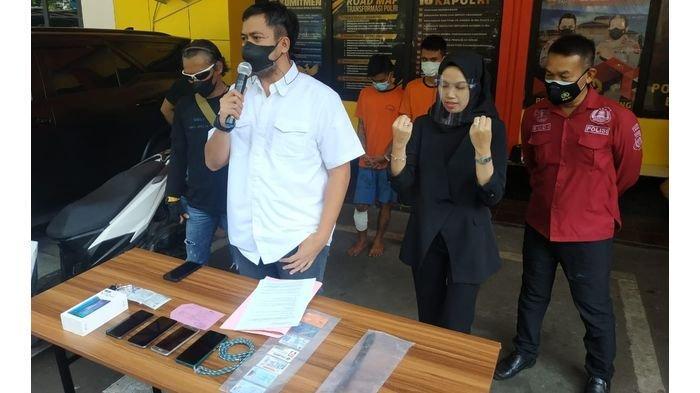 Perawat Dibegal di Bandung, Polisi Langsung Buru Pelaku dan Berhasil Ditangkap Kurang dari 24 Jam