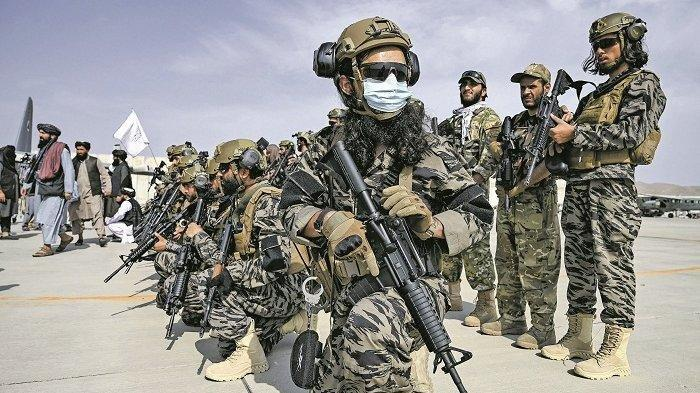 Taliban Ringkus 4 Orang Teroris & Bombardir Markas ISIS di Barat Kabul Afghanistan, Ini Penyebabnya