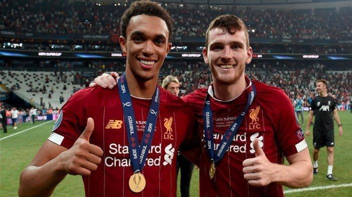 Juergen Klopp Bilang Trent Alexander-Arnold Tak Akan Tampil Saat Liverpool Melawan Manchester City