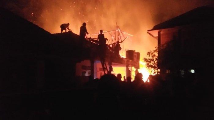 Tarlan Tewas Hangus Terbakar Bersama Rumahnya di Indramayu, Diduga Tak Sempat Selamatkan Diri