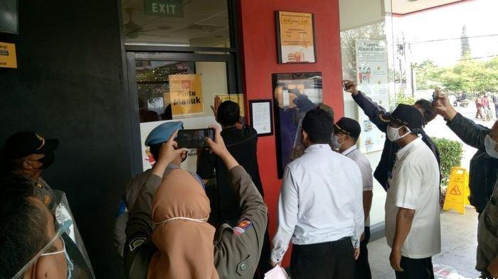 Dua Outlet McD di Bandung Disegel Satpol PP Saat Meluncurkan Menu Baru BTS Meal