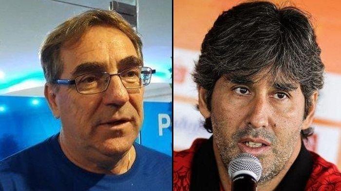 DUEL Head to Head: Robert Alberts vs Stefano Cugurra Teco, Siapa yang Paling Cerdik Racik Taktik ?