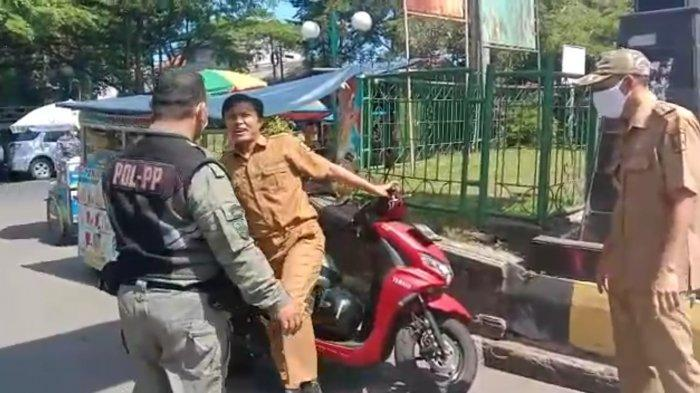 Duh, Pegawai Setda Kabupaten Sukabumi Langgar Prokes Tak Pakai Masker, Ini Hukumannya