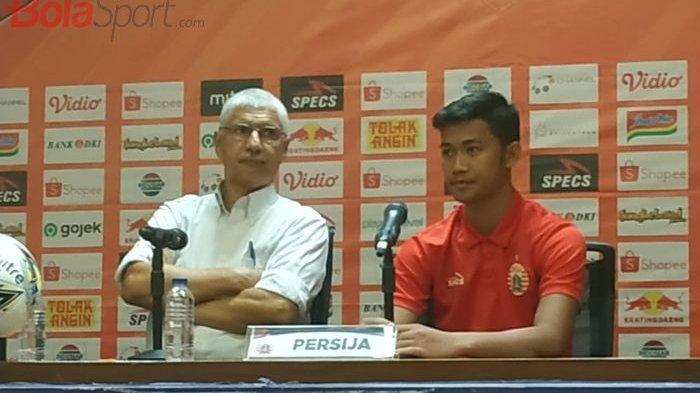 Kalah Telak, Pelatih Persija Jakarta Edson Taraves Cibir Pemain Bhayangkara FC