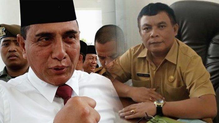 Sambil Tertawa, Edy Rahmayadi Tantang Balik PNS Sumut yang Mau Gugat dan Melaporkannya ke Jokowi