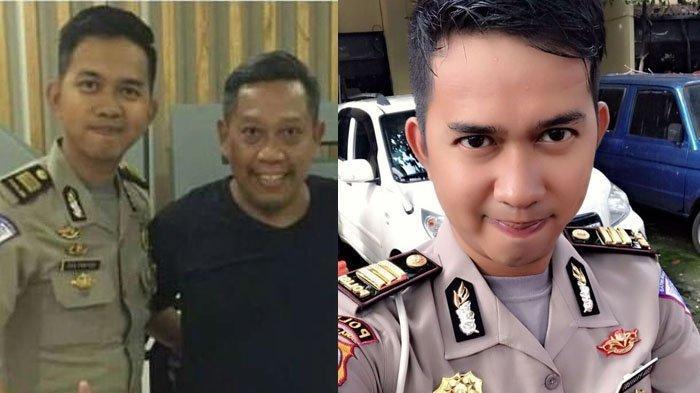 SOSOK Polisi Ganteng Ini Setia Mendampingi Tukul Arwana Selama Perawatan di RS, Siapa Dia?