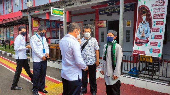 Eks Napi Teroris Kasus Kerusuhan Mako Brimob Bebas dari Lapas Cijoho, Akan Ikuti Pembinaan Lanjutan