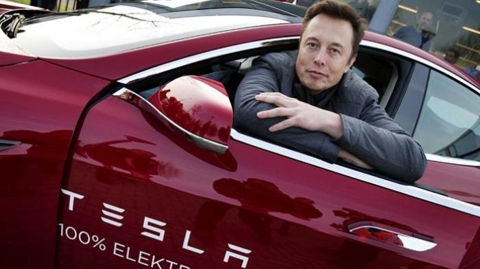 Elon Musk Jadi Orang Terkaya di Dunia, Kekayaan CEO Tesla Capai Rp 2.601 Triliun, Geser Jeff Bezos