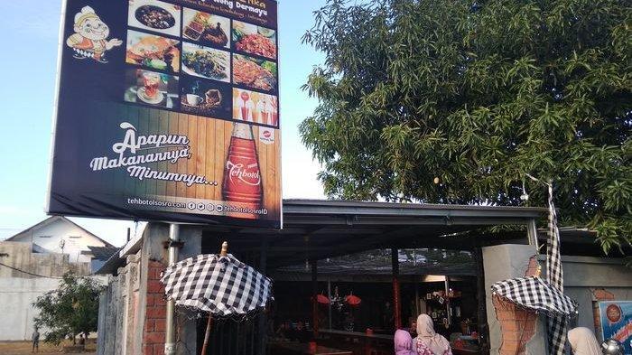 Sensasi Makan Masakan Khas Sunda Dengan Nuansa Bali di Waroeng Nangkring eL'rika Indramayu