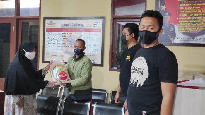Emak-emak di Sukabumi Tertangkap Basah Hendak Mencuri di Rumah Warga, Polisi Ungkap Kronologinya