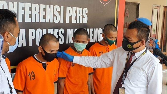 Ratusan Butir Trihexyphenidyl dan Tramadol Disita Polisi dari 4 Tersangka, Juga Ada 10 Butir Riklona
