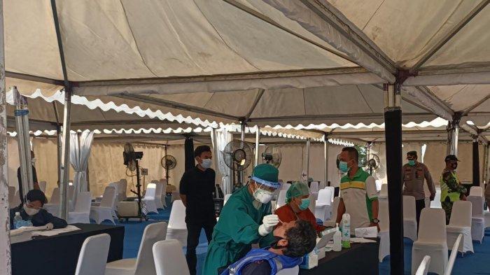 Enam Pemudik Reaktif Antigen di Balonggandu Karawang, Tapi Tetap Diizinkan Melanjutkan Perjalanan
