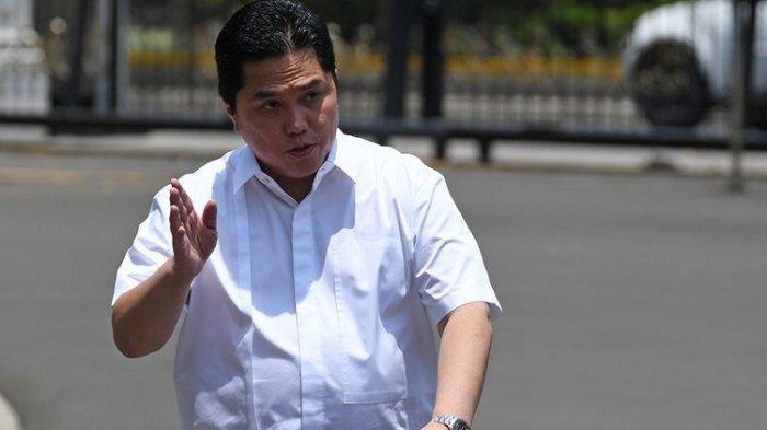 PROFIL Menteri BUMN Erick Thohir, Mantan Presiden Inter Milan & Pemegang Saham Persib Bandung
