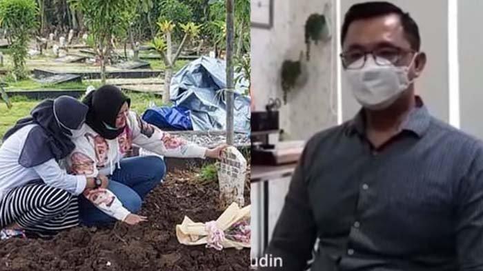 Ada Darah di Jenazah Anak, Erlita Dewi Laporkan Mantan Suami ke Polisi, Ini Kata Agung Rahardjo