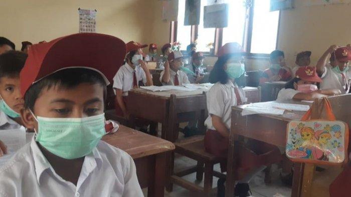 Pemerintah Umumkan Sekolah Tatap Muka di Luar Zona Hijau akan Dibuka, Ini Teknisnya