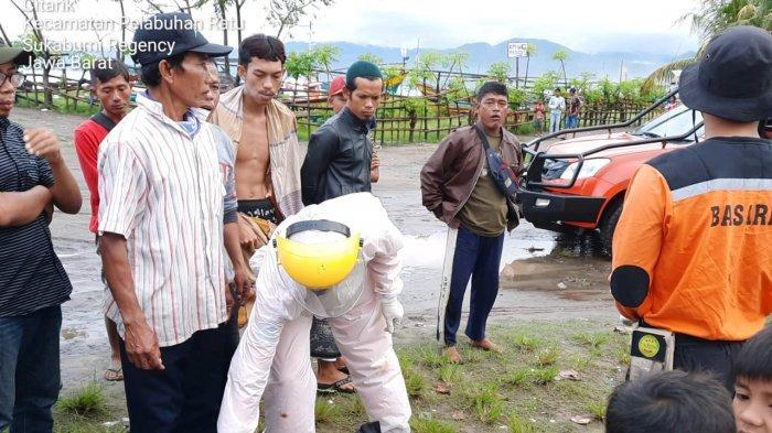 2 Remaja Putri Selamat dari Ombak Pantai Selatan Sukabumi, Seorang Temannya Baru Ditemukan Hari Ini