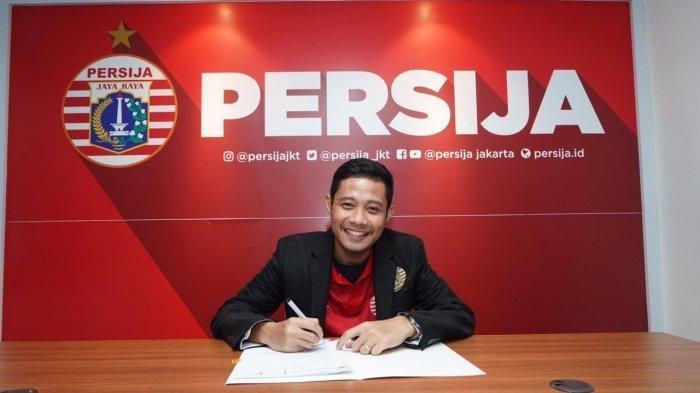 Persija Jakarta Resmi Rekrut Pemain Timnas Indonesia Evan Dimas Darmono