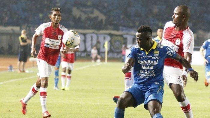 Persib Bandung vs Semen Padang, Artur Gevorkyan - Ezechiel N'Douassel Bakal Dikawal Ketat