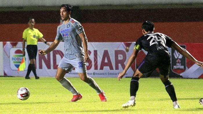 Kalah dari Persib Bandung di Piala Menpora 2021, Begini Kata Pelatih Persita Tangerang