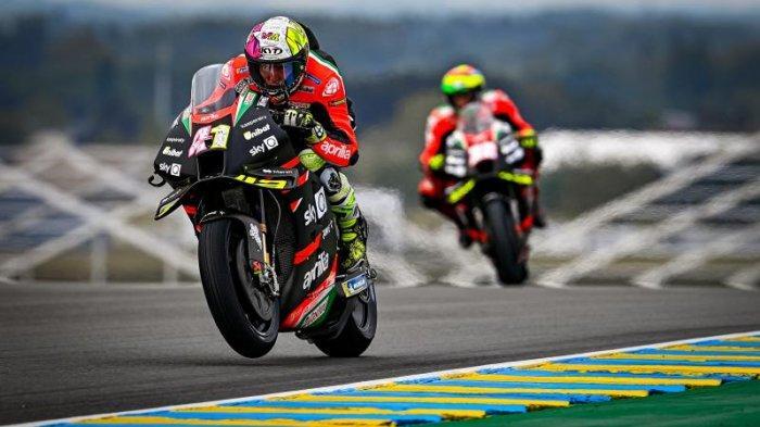 LIVE STREAMING MotoGP Austria 2021 Malam Ini di Trans7, Saksikan Lewat HP, Fabio Quartararo Keder?