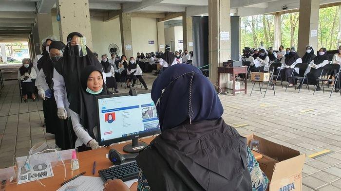 Biometrik Wajah Tak Dikenali, Peserta SKD CPNS Kabupaten Majalengka Tak Boleh Ikut Tes