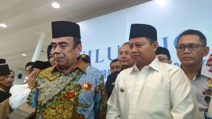 Menteri Agama RI Tetapkan Bandara Kertajati Majalengka Sebagai Embarkasi/Debarkasi Haji