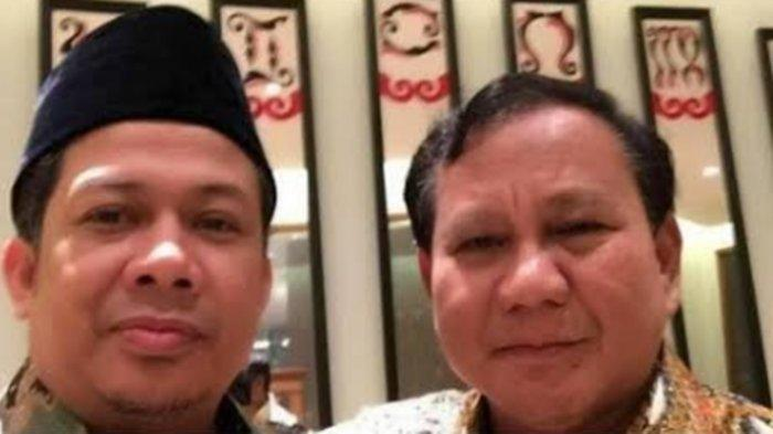 VIRAL Puisi Fahri Hamzah Berjudul 'Kan Kuhapus Air Matamu', Disebut-sebut Ditujukan untuk Prabowo