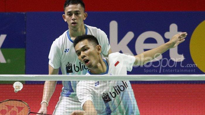 FINAL Bulu Tangkis Putra SEA Games 2019, Indonesia Waspadai Sektor Ganda Putra Malaysia