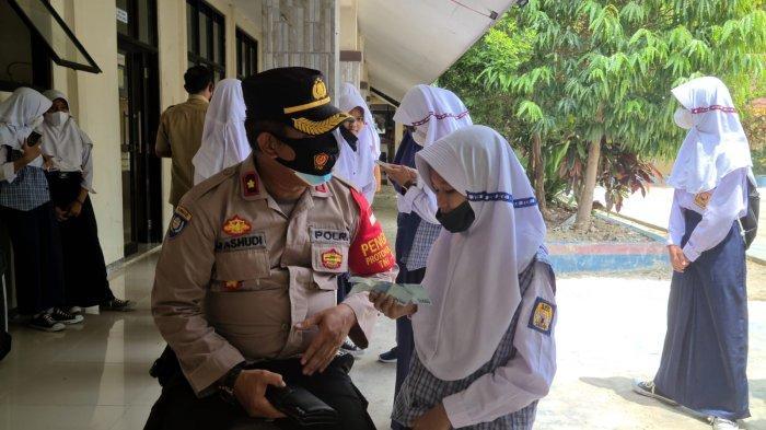 TERUNGKAP Alasan Polisi Wujudkan Curhatan Siswi Yatim di Losarang yang Ingin Punya Kerudung