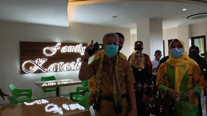 Ada Fasilitas Karaoke dan Spa di Objek Wisata Air Terjun Buatan Bojongsari Indramayu