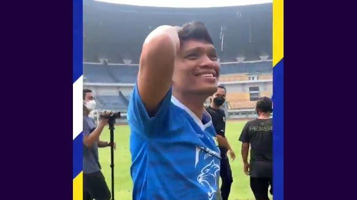 Ferdinand Sinaga Beberkan Alasan Pilih Pakai Nomor Punggung 6 di Persib Bandung