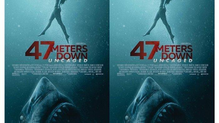 Jadwal Acara Trans TV Jumat Malam Tayangkan Film 47 Meters Down, Baca Sinopsisnya di Sini