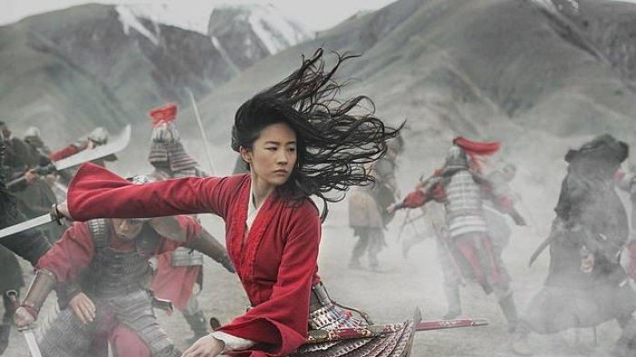 Gara-gara Wabah Virus Corona, Disney Tunda Pemutaran Film Mulan
