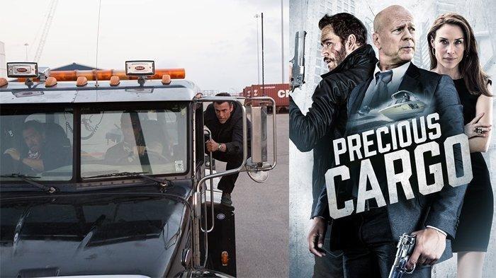 Sinopsis Film Precious Cargo Tayang Pukul 23.30 di Bioskop Trans TV Soal Bos Penjahat Buru Pencuri